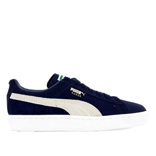 Puma Suede Classic Peacoat Blue White