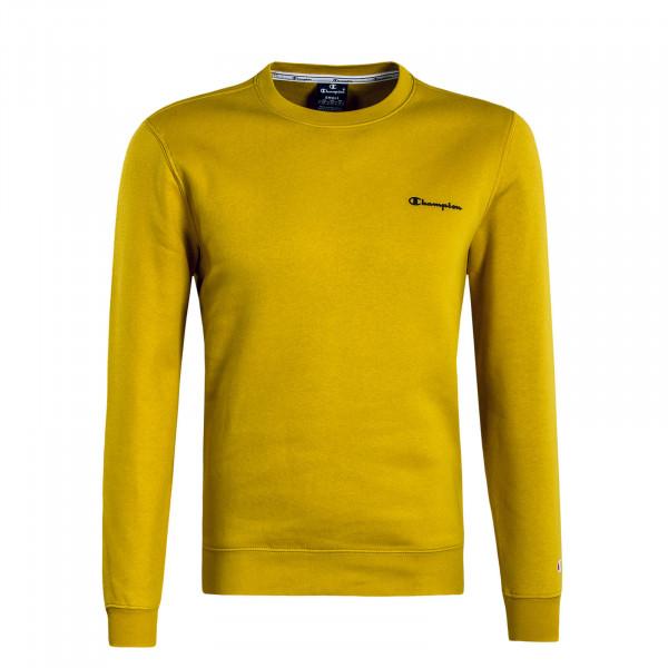 Herren Sweatshirt 213484 Yellow