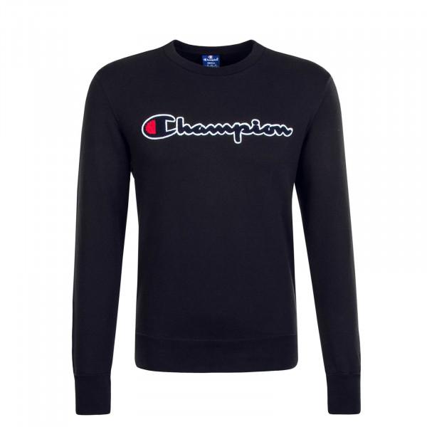 Herren Sweatshirt 213511 Black