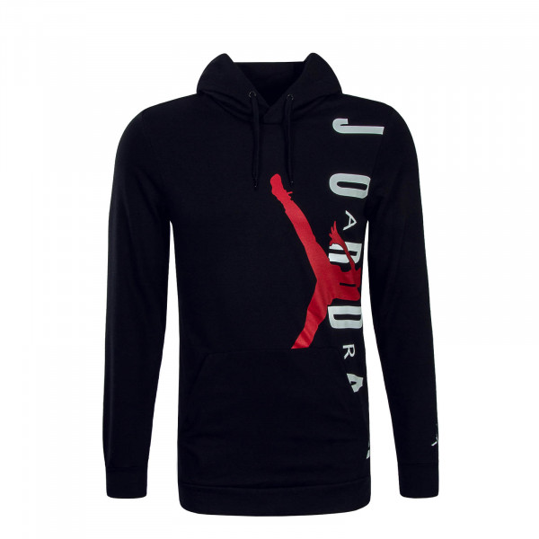 Jordan Hoody Jumpman Air Black Red