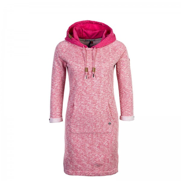 Ragwear Dress Bess Pink Melange
