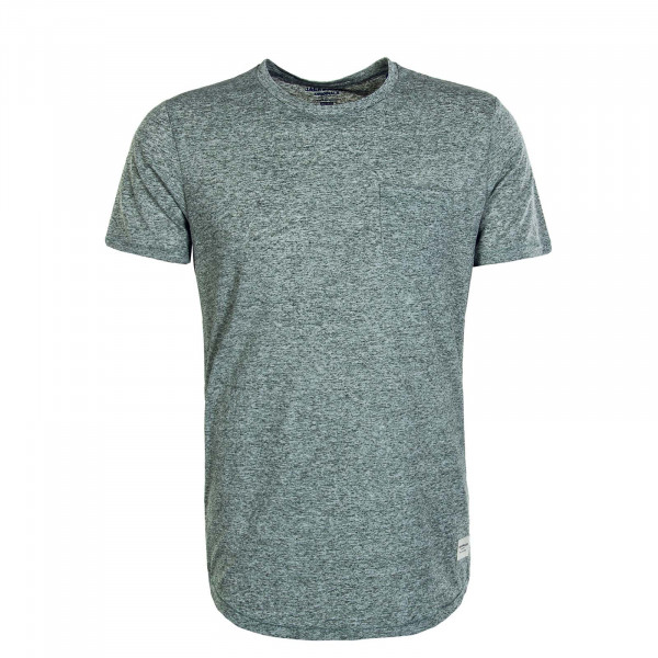 Herren T-Shirt Linus Crew Neck Green Mili