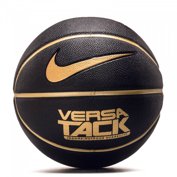 Basketball Versa Tack Black Gold