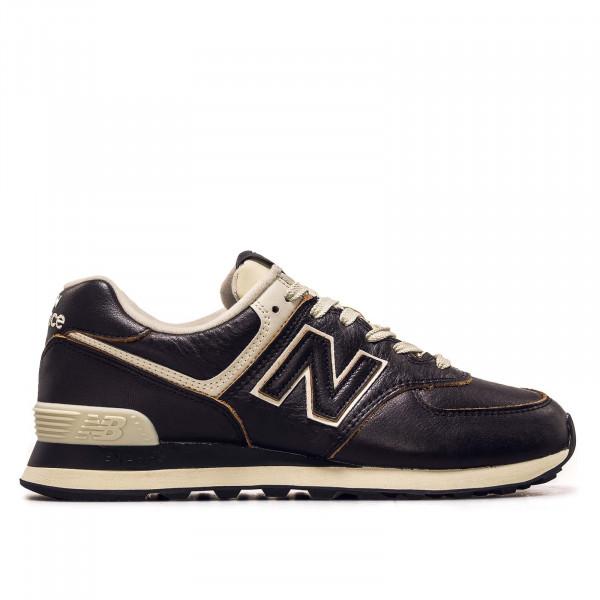 Herren Sneaker - ML574 LPK Leather - Brown / Beige