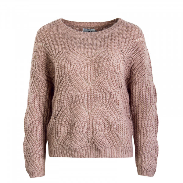 Damen Knit Havana Light Rosa