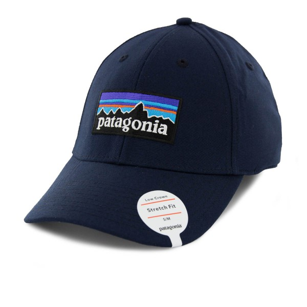 Patagonia Cap Logo Stretch Navy