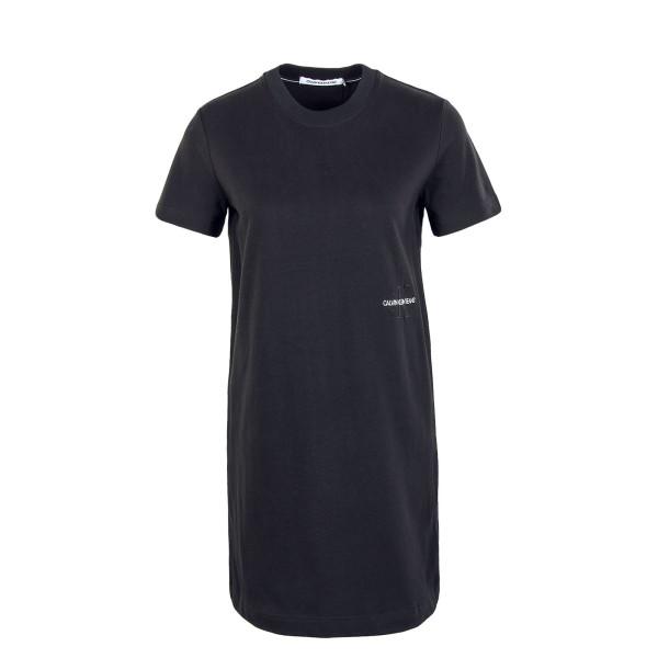 Damen Kleid - Offplaced Dress Monogram - Black