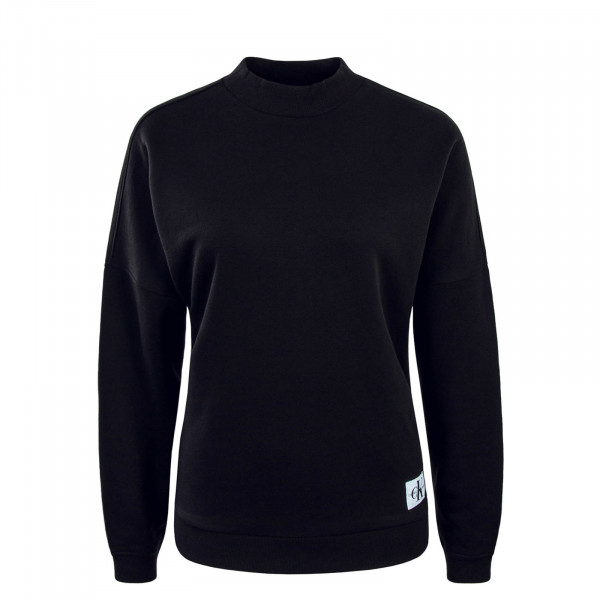 Damen Sweatshirt 6033 E Black