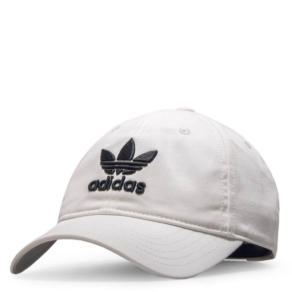 Adidas Cap Trefoil White Black
