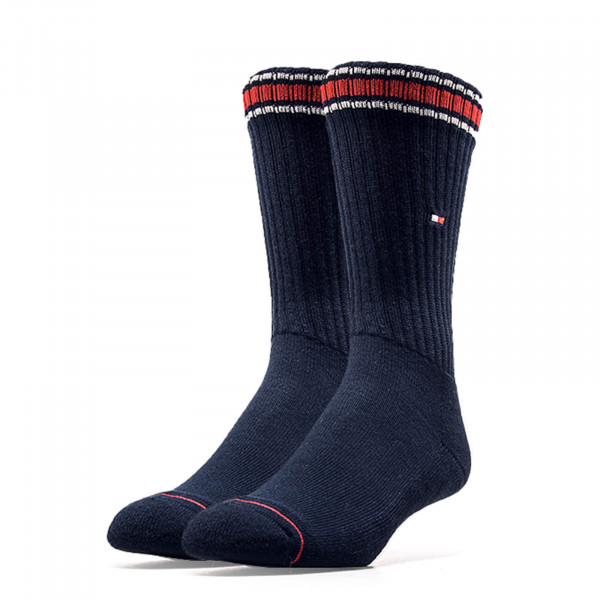 Tommy Socks TH Iconic Navy