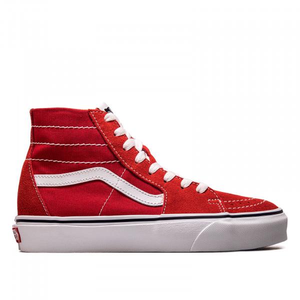 Damen Sneaker Sk8-Hi Tapered Racing Red True White