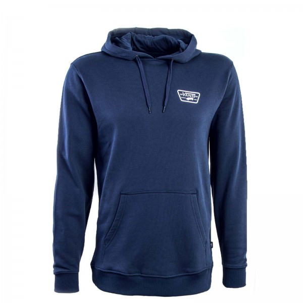 Vans Hoody Full Patched Navy