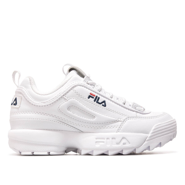 Fila Wmn Disruptor Low White