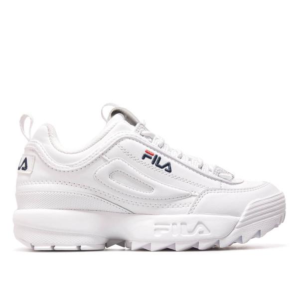 Damen Sneaker - Disruptor Low - White