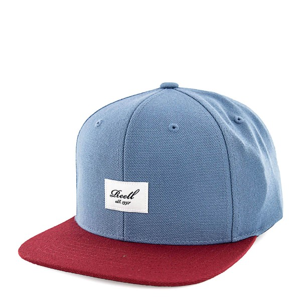 Reell Cap Pitchout Blue Red