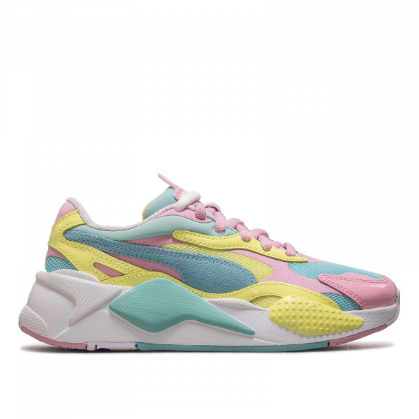 Damen Sneaker RS X³ Plastic Gulf Stream Sunny Lime