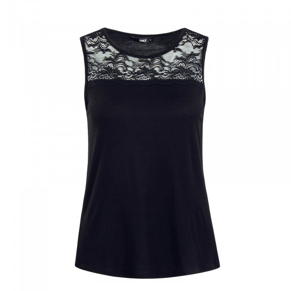 Damen Top Venice Black