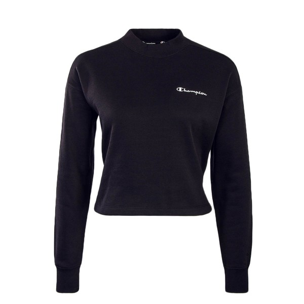 Champion Wmn Sweat 184 Black
