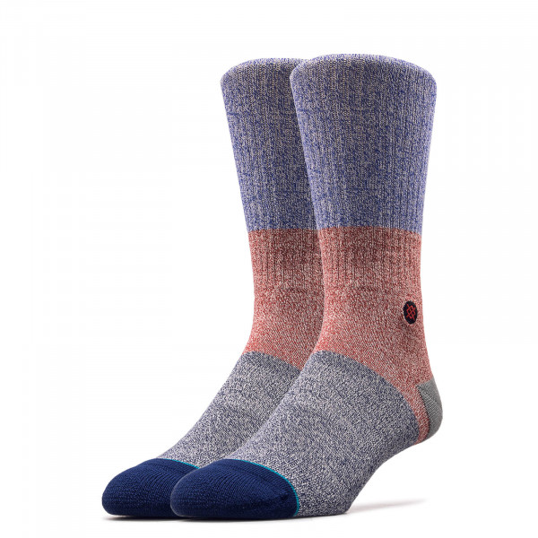 Socken Neapolitan Blue Red