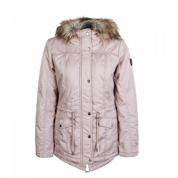 Damen Canvas Parka Katie Shadow Gray