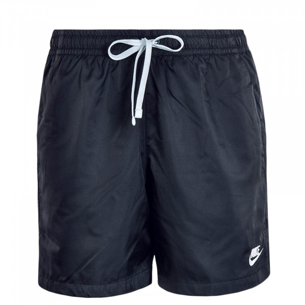 Herren Boardshort Flow Black White