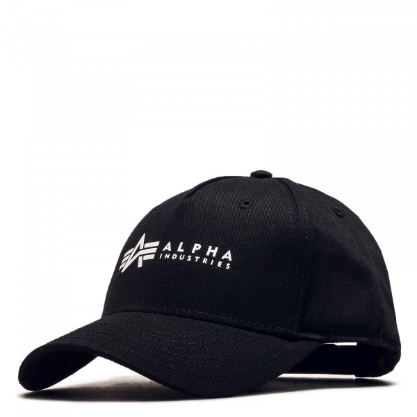 Herren Cap Black