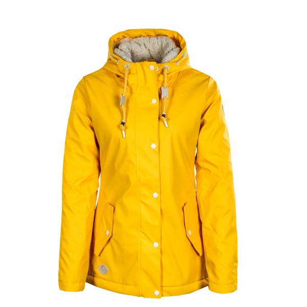 Damen Regenjacke - Marge - Yellow
