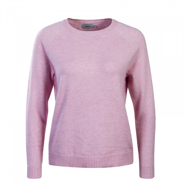 Damen Knit Sweat Lesly Light Pink