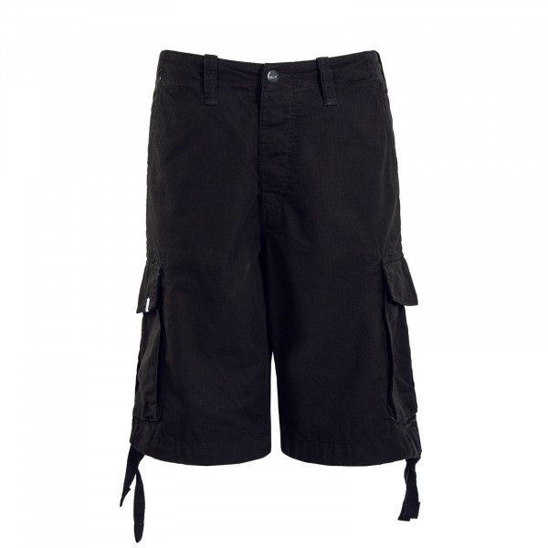 Herren Short New Cargo Black
