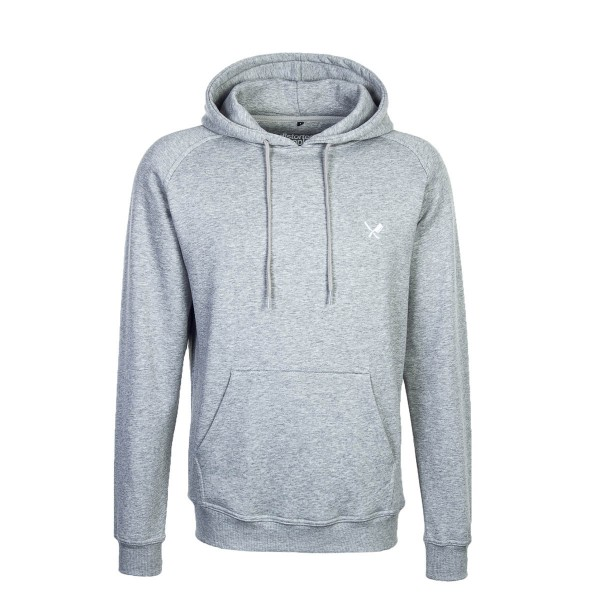 Distorted People Hoody Classic Grey