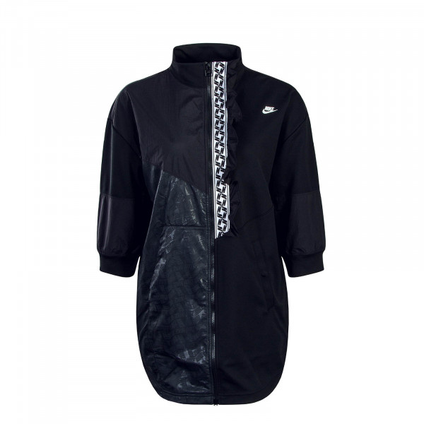 Nike Wmn Sweatmantel Poly Black White
