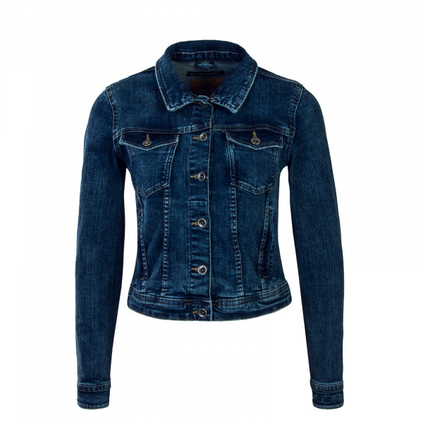 Damen Jeansjacke Tia Medium Blue
