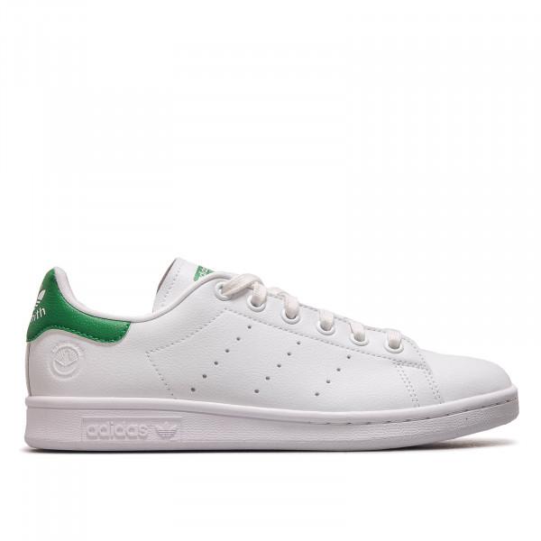 Damen Sneaker Stan Smith Vegan White Green