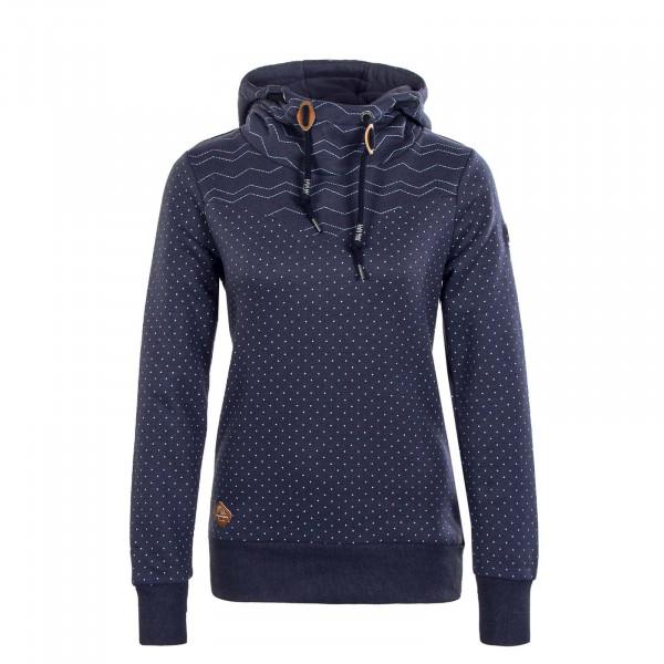 Damen Sweatshirt - Nuggie - Navy