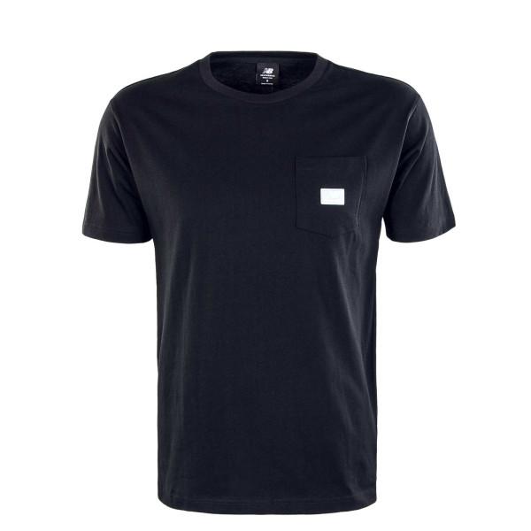 Herren T-Shirt MT01567 Black