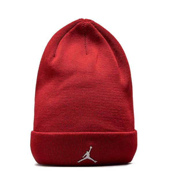 Jordan Beanie Cuffed Red