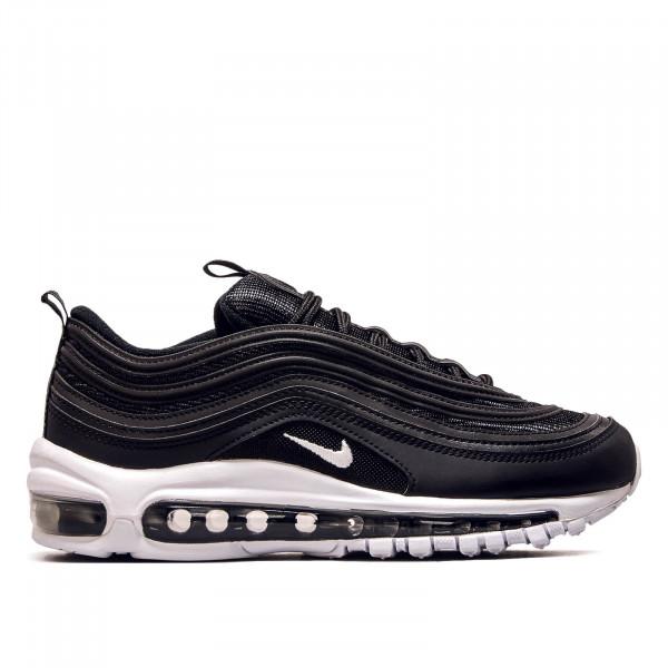 Damen Sneaker Air Max 97 GS Black White