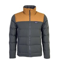 Patagonia Jkt M´s Bivy Down Grey Brown