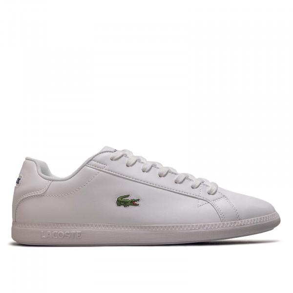 Herren Sneaker Graduate 21G White White
