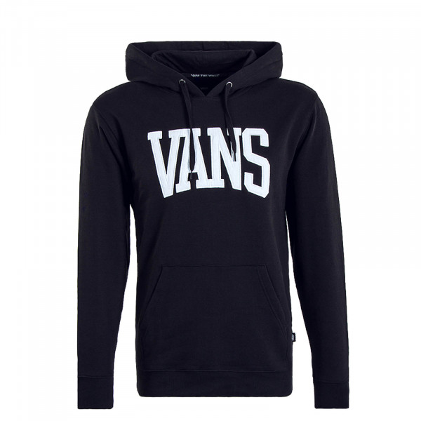 Herren Hoody University Black