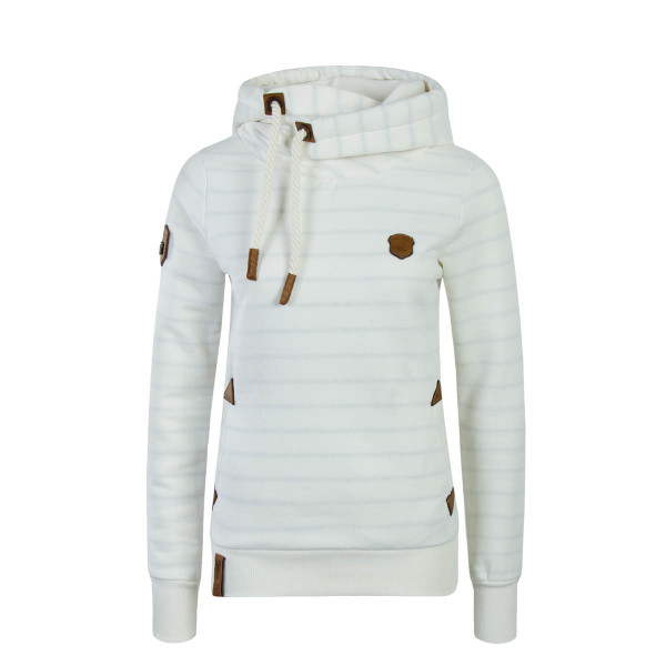 Naketano Wmn Hoody Darth Sailor Natural
