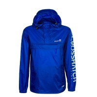 Crosshatch Windbreaker Rufaro Blue