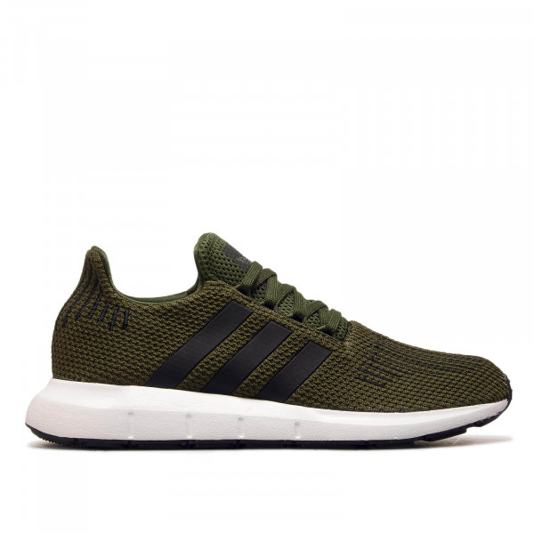 Adidas Swift Run Olive Black