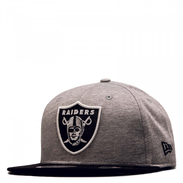 Cap 9Fifty Jersey Raiders Grey Black