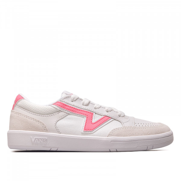 Damen Sneaker - Lowland CC Court - White / Pink Lemonade