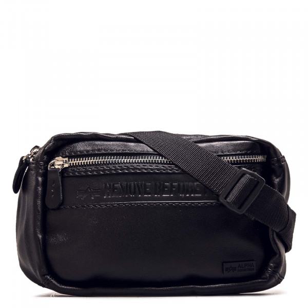 Hip Bag RBF Leather Black