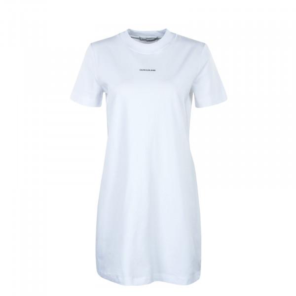 Damen Kleid - Micro Branding TS 5654 - Bright White
