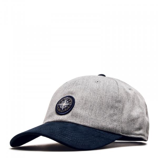 Cap - Curved Navigating - Grey