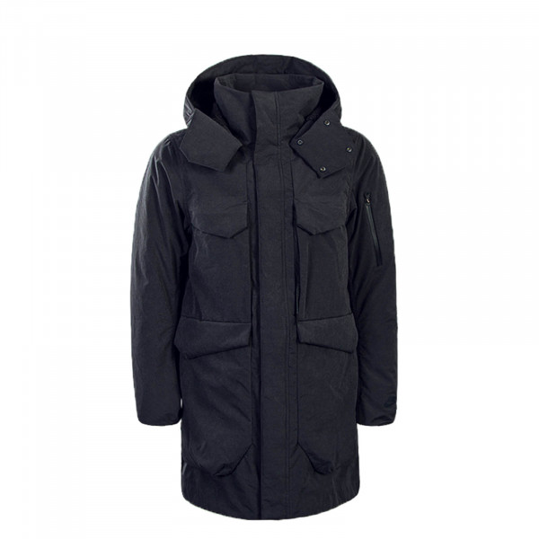 Herren Parka DWN Fill 928912 Anthracite Black