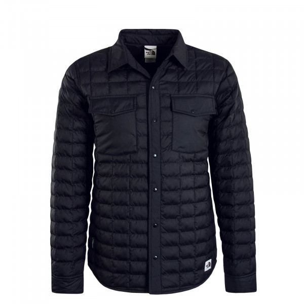 Herren Jacke Thermoball SNP Black